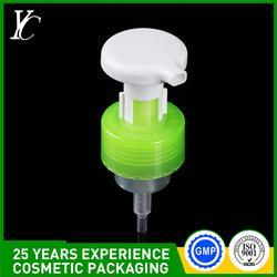 自制泡沫洗手液泵頭-泵-源昌塑料泵頭(查看)圖片