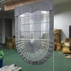 西安别墅窗帘造型|西安七彩窗帘布艺|西安别墅窗帘图片