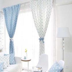 西安丰禾路窗帘定做|西安七彩窗帘布艺|窗帘定做图片