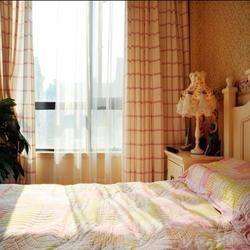 窗帘、西安七彩窗帘布艺(在线咨询)、莲湖窗帘图片