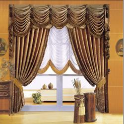 西安七彩窗帘布艺(图)|窗帘布艺|莲湖窗帘图片
