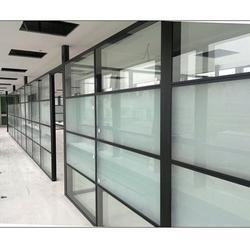 信阳玻璃隔断厂家、玻璃隔断、意达玻璃图片