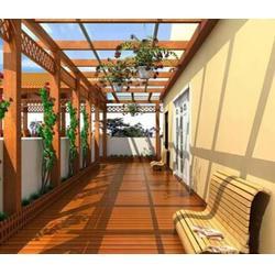 意达玻璃专业建设防腐木屋、南阳防腐小木屋、木屋图片