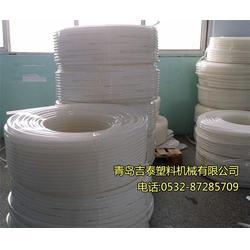生产pe管设备,甘肃pe管材设备,青岛吉泰塑机图片