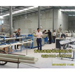 辽宁内肋管生产线-内肋管生产线-青岛吉泰塑机图片