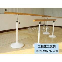 稳固的底座不会晃的铸铁移动舞蹈把杆图片