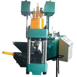 圣博牌大型630吨铜屑压饼机废铝屑压饼机规格图片