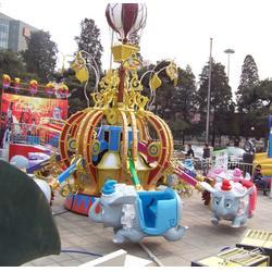 金狮王子厂家直销游乐设备神州飞象图片