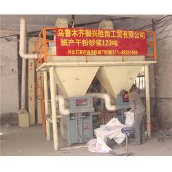 大型干粉砂浆搅拌站、诚信机械(在线咨询)、干粉砂浆图片