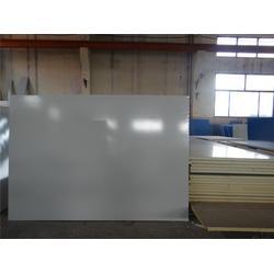 制作聚氨酯彩钢板|运城聚氨酯彩钢板|贝州彩钢板图片