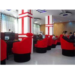 郑州网吧沙发厂家-网吧沙发-红蚂蚁网吧家具(查看)图片