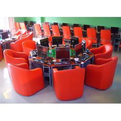 红蚂蚁网吧家具(图)、网咖沙发尺寸、南阳网咖沙发图片