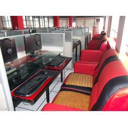 网吧桌椅报价,网吧桌椅,红蚂蚁网吧家具(查看)图片
