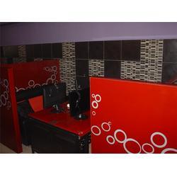 漯河网咖沙发订做-红蚂蚁网吧家具-网咖沙发订做图片