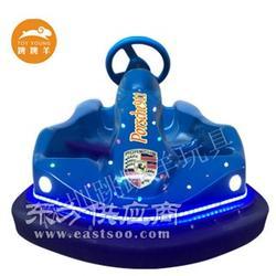 广场电动碰碰车 厂家供应儿童方向盘赛车电瓶碰碰玩具车图片