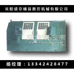 减震器铝筒专用加工设备双端面加工数控专机盛京精益图片