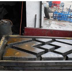 四方块护坡砖钢模具|护坡砖钢模具|恒源模具(查看)图片
