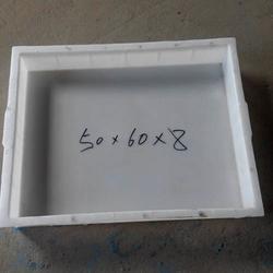 六角护坡塑料模具,混凝土预制块模具(已认证),塑料模具图片