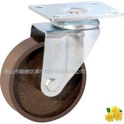 奔宇脚轮 提供 2.5寸中型 铸铁活动脚轮 万向轮图片