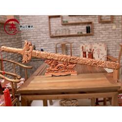 桃木剑,泰山兰亭轩(已认证),桃木剑架图片