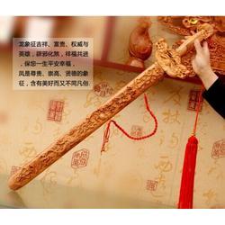 泰山兰亭轩、桃木剑、桃木剑厂家图片