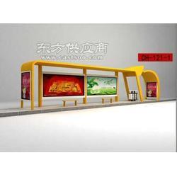 欧式公交候车亭图片