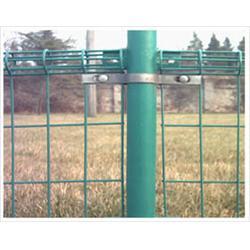 双圈护栏网 隔离栅,双圈护栏网,方通网业图片