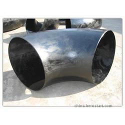 嘉兴弯头,美标sch80碳钢弯头价低,万海管件质量达标图片