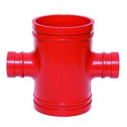 潍坊德隆机械 沟槽管件-韶关沟槽管件图片