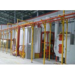 晋中静电喷粉回收系统可量尺定做图片