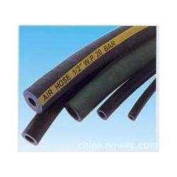 两层高压钢丝编织橡胶软管 液压油管图片