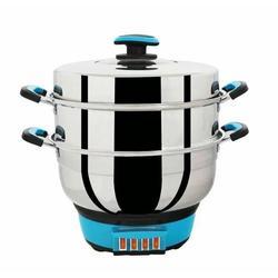 真不锈多功能电热锅-泰安电热锅-厨乐帮厨具邀加盟(查看)图片