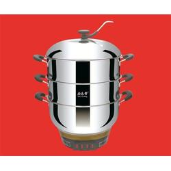 品牌电热锅直销,永乐电器厂(在线咨询),厨乐帮电热锅直销图片