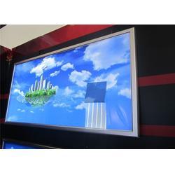 led 拉布灯箱、宇航超薄灯箱、吕梁拉布灯箱图片