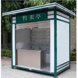 安装方便(图),全不锈钢岗亭,随州不锈钢岗亭图片