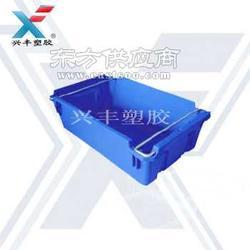 铁耳周转箱兴丰塑胶供应汽车线束企业专用箱图片