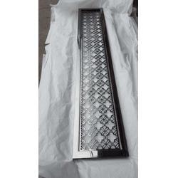 不锈钢黑钛楼梯扶手图片