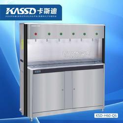 校园医院用不锈钢节能饮水机 KSD-H60Q6厂家特别定制图片