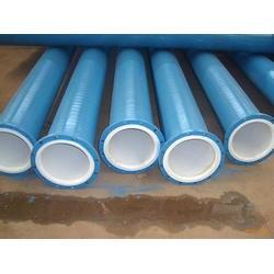 深圳消防热浸塑钢管销售、奔泽塑胶图片