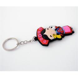 软胶钥匙扣多少钱,软胶钥匙扣,好艺礼品保质保量(查看)图片