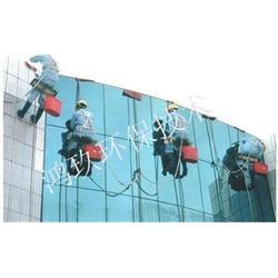 广州鸿玖环保可信赖 广州经济开发区专业外墙清洗图片