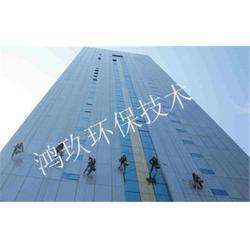 专业外墙清洗_道滘镇专业外墙清洗_广州鸿玖环保图片