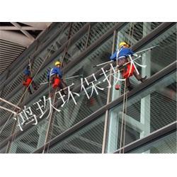 洪梅镇专业外墙清洗,广州鸿玖环保,专业外墙清洗哪家好图片