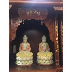 佛像、中牟琉璃观音佛像、【佛缘阁佛具】(优质商家)图片