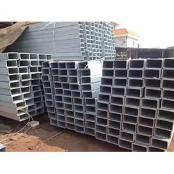 广州镀锌方管_诚绅可以定制尺寸_热镀锌方管多少钱一米图片