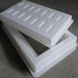 重庆混凝土电缆盖板模具-超宇模具厂-混凝土电缆盖板模具厂家图片