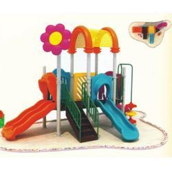 幼儿园滑梯厂家直销_高新区东方玩具厂_山东幼儿园滑梯图片