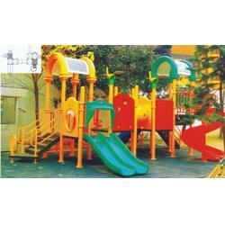 幼儿园儿童滑梯_林州幼儿园儿童滑梯_东方玩具厂图片