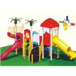小型组合滑梯|濮阳滑梯|东方玩具厂(查看)图片