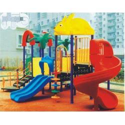 东方玩具厂、儿童塑料滑梯、临漳塑料滑梯图片